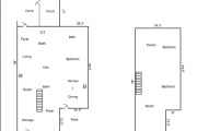 Cabin building plan