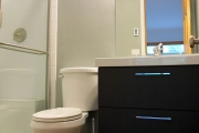 Outrun A1 remodeled bathroom