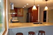 Outrun Condo remodeled Kitchen