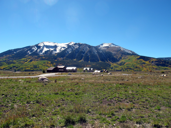 crested butte buckhorn ranch for sale