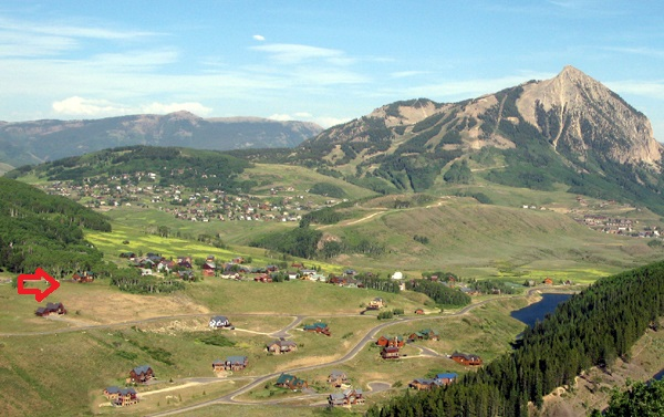 meridian lake crested butte real estate