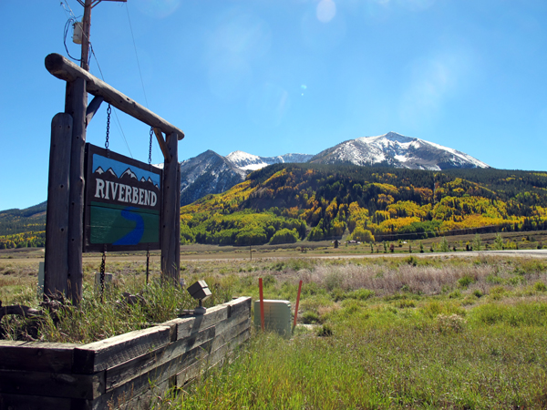 riverbend crested butte real estate