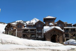 West Wall condos Crested Butte real estate