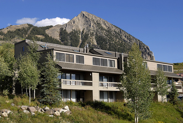 Mountain Edge condos | Crested Butte, CO