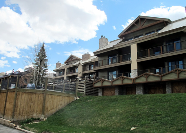 Paradise Condominiums Crested Butte, CO