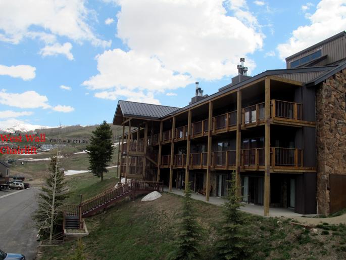 San Moritz condos | Crested Butte, CO