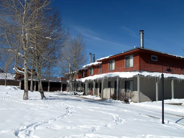 Cement Creek Condos | Crested Butte South