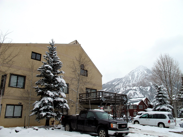 Silvanite Condos | Crested Butte, CO