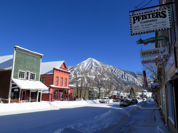 buckhorn real estate crested butte