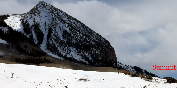 The Summit Crested Butte real estate for sale