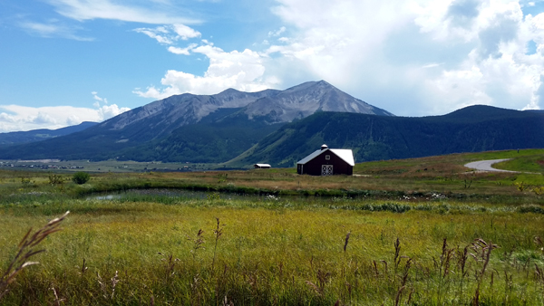 Saddle Ridge crested butte colorado real estate