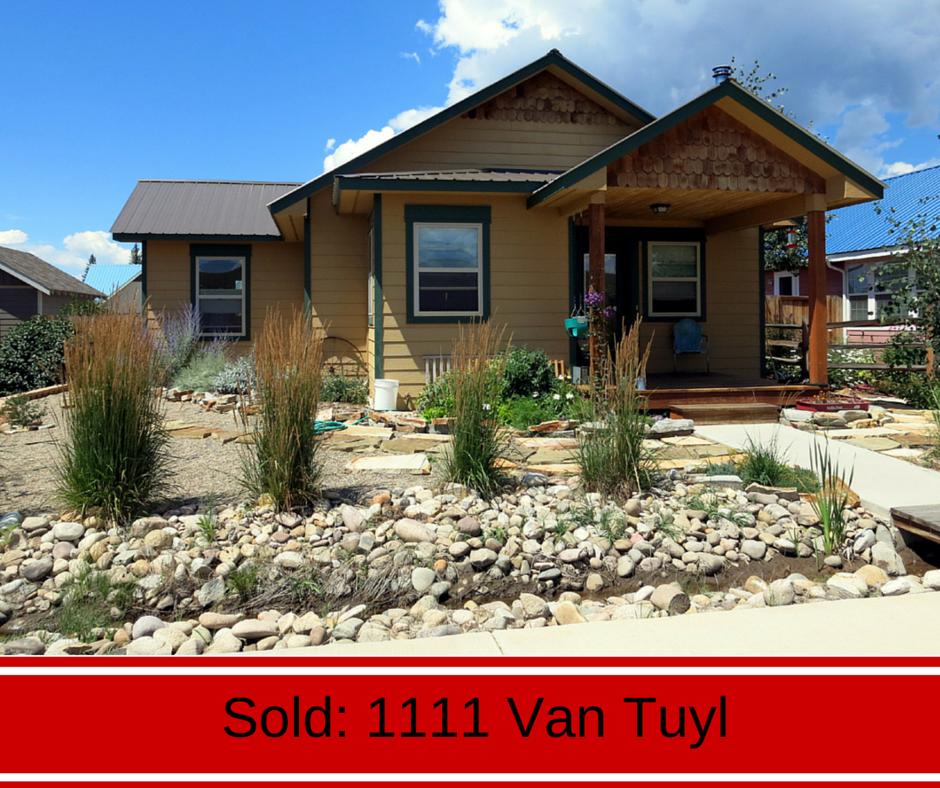 1111 van tuyl sold